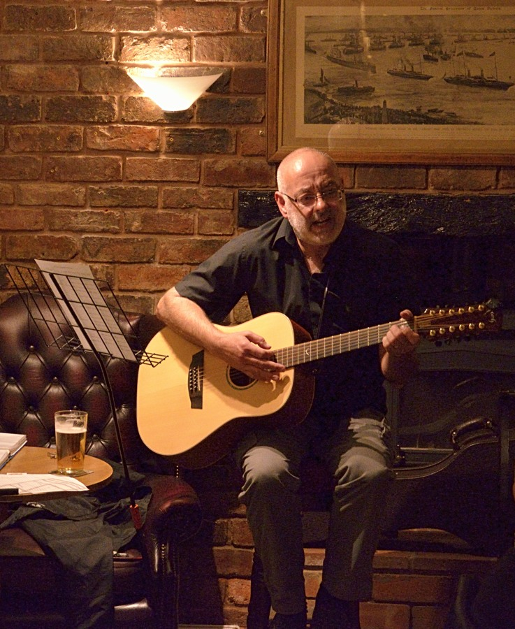 Thurs 19th July, 7.30pm. Droitwich Folk Club at the Old Cock Inn